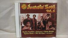 Jammin' Soul Vol. 1 1972 Atlantic Recording Corp. Various Artists         cd1637