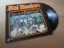 AR SONERIEN DU bal breton BREIZH FOLK / FEST NOZ - ARFOLK Lp 1970's