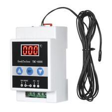 Tmc-6000 110-240v Guide Rail Thermoregulator Digital Temperature Controller I2a9