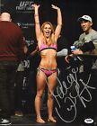 Paige VanZant Signed 11x14 Photo PSA/DNA COA Weigh-In Bikini Picture Autograph