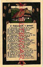 Zwischenkriegszeit (1918-39) Kunst & Kultur Ansichtskarten aus Baden-Württemberg