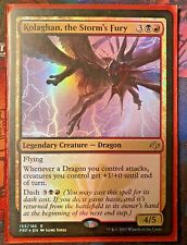 the Storm/'s Fury English NM-Mint 4x MTG Fate Reforged Kolaghan