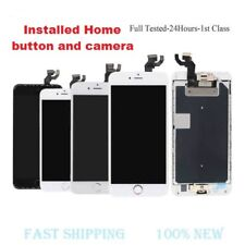 For iPhone black 6 plus Touch LCD Screen Replacement Digitizer Assembly USA