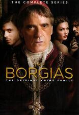 THE BORGIAS : THE COMPLETE SERIES (BOXSET) (DVD)