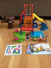 Dora's Big Backyard Adventures Mega Bloks Dora the Explorer Boots Isa Swiper