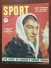 Rocky Marciano - Boxing - 1954 SPORT Magazine - Complete Issue