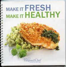 Make It Fresh, Make it Healthy - Spiral Bound Pampered Chef Cookbook