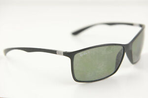 Ray-Ban LITEFORCE sunglasses RB 4179 601-S/9A 3P Matte Black POLARIZED