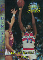 1996 Topps Stars Finest Refractors #71 Elvin Hayes Washington Bullets