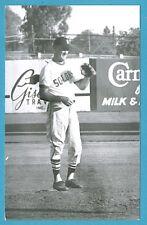 Orval Grove (Sacramento) Vintage Minor League Baseball Postcard
