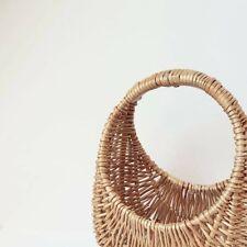 Gondola Flower girl basket - Easter willow basket - Children basket