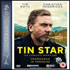 Tin Star DVD 2017 Region 2 Tim Roth