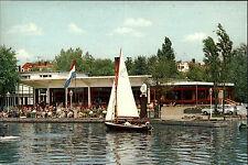 Cafe Restaurant PLASWIJCK Holland Nederland ungelaufen ca. 70/80er Jahre