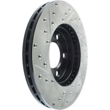 Disc Brake Rotor-Rear Drum Front Left Stoptech 127.61051L