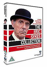 The Eric Sykes Collection [DVD] - Tommy Cooper, Rula Lenska, Roy Kinnear EB14