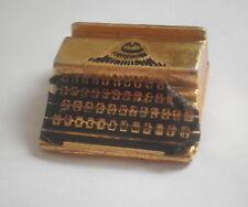 RRR Manual Typewriter vintage miniature toy souvenir retro collectible decorativ