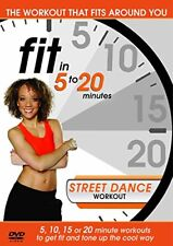 Fit in 5 to 20 Minutes - Street Dance Workout [DVD][Region 2]