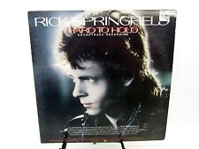 LP Record  RICK SPRINGFIELD  Hard To Hold OST ABL1-4935  1984