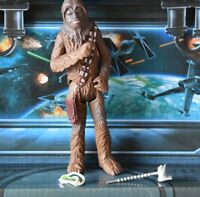 STAR WARS FIGURE POTJ 2000 COLLECTION CHEWBACCA (MILLENNIUM FALCON MECHANIC)