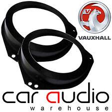 """SAK-2902 Vauxhall Vectra 1995-02 Front Door Car Speaker Ring Adaptors 6.5"""" 17cm"""