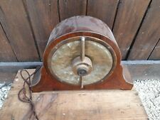 haut parleur Radiolavox II ancien systeme à identifier grenier