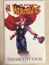 The Mighty Thor: The Incredible Hercules #132 VF-NM
