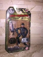 "WORLD PEACEKEEPERS MILITARY RANGER 3 3/4"" ACTION FIGURE 1:18 SCALE"