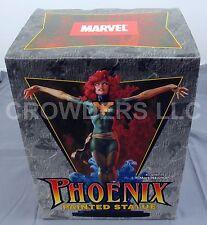 "Marvel Phoenix Statue w/ Translucent Water Base 12"" Bowen Designs Mark Newman 00"
