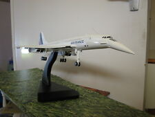 AIR FRANCE CONCORDE AF Model Aircraft BIG 2ft Airplane maquette en bois avion