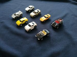 Micro Machines 1980s Galoob Funrise Lot of 8 Porsche Ferrari Lamborghini