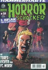 Horror Schocker 10, Weissblech