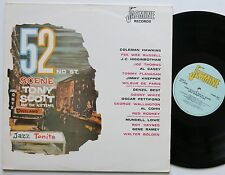 "TONY SCOTT 52ND STREET SCENE CORAL / JASMINE LP ""EARLY MODERN"""
