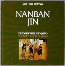 s1831) Portugal + Macau Nanban Jin The Portuguese in Japan Special book 1993 SD