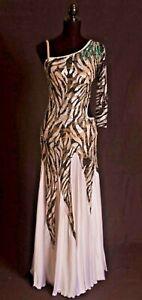 Ballroom Competition Dress Smooth