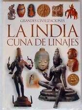 GRANDES CIVILIZACIONES - LA INDIA CUNA LINAJES - EDILIBRO 1999 - VER ÍNDICE