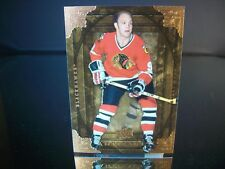 Bobby Hull Upper Deck Artifacts 2008 Card #80 Chicago Blackhawks NHL