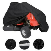 """54""""Heavy Duty Riding Mower Cover Lawn Tractor Protection Deck UV/Dirt/Rain Cover"""