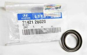 GENUINE BRAND NEW HYUNDAI VELOSTER 2014-ONWARDS SEAL - OIL FRONT CASE