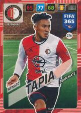Panini Adrenalyn XL FIFA 365 2018 #276 Renato Tapia Feyenoord Rotterdam