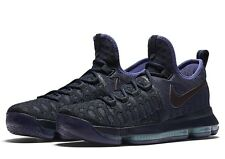 2016 Nike Zoom KD 9 Dark Purple Dust SZ 12 Obsidian Dark Purple Dust 843392-450
