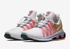 Nike Shox Gravity Metallic Gold AQ8553-009 Size 8.5