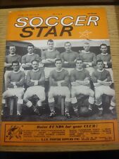 16/03/1963 Soccer Star Weekly Magazine: Vol. 11 No. 26 - Features: Rotherham Uni