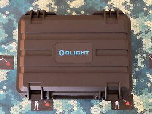 Olight Marauder 2 hard case Olight peli case