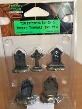 Lemax Spooky Town Tombstones  #44145