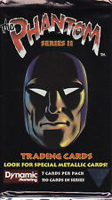 THE PHANTOM - Series 2 Trading Card Packs (26) by Dynamic Marketing #NEW