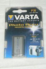 VARTA batterie camescope SONY DSC-F 505 55 DSC-P 1 , 20 , 30 , 50 ref P35 NEUF