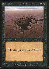 Sinkhole | EX | Beta | Magic MTG