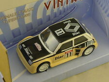 MONDO - Renault Maxi Turbo Diac 1986 N°11  1/43