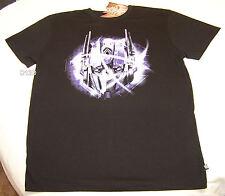 Transformers Optimus Face Mens Black Printed Short Sleeve T Shirt Size M New