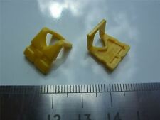 2 x Lego yellow life jackets - 4648281 (Parts & Pieces)